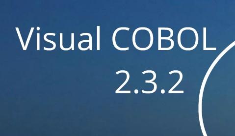 Visual COBOL 2.3.2 Disponible!